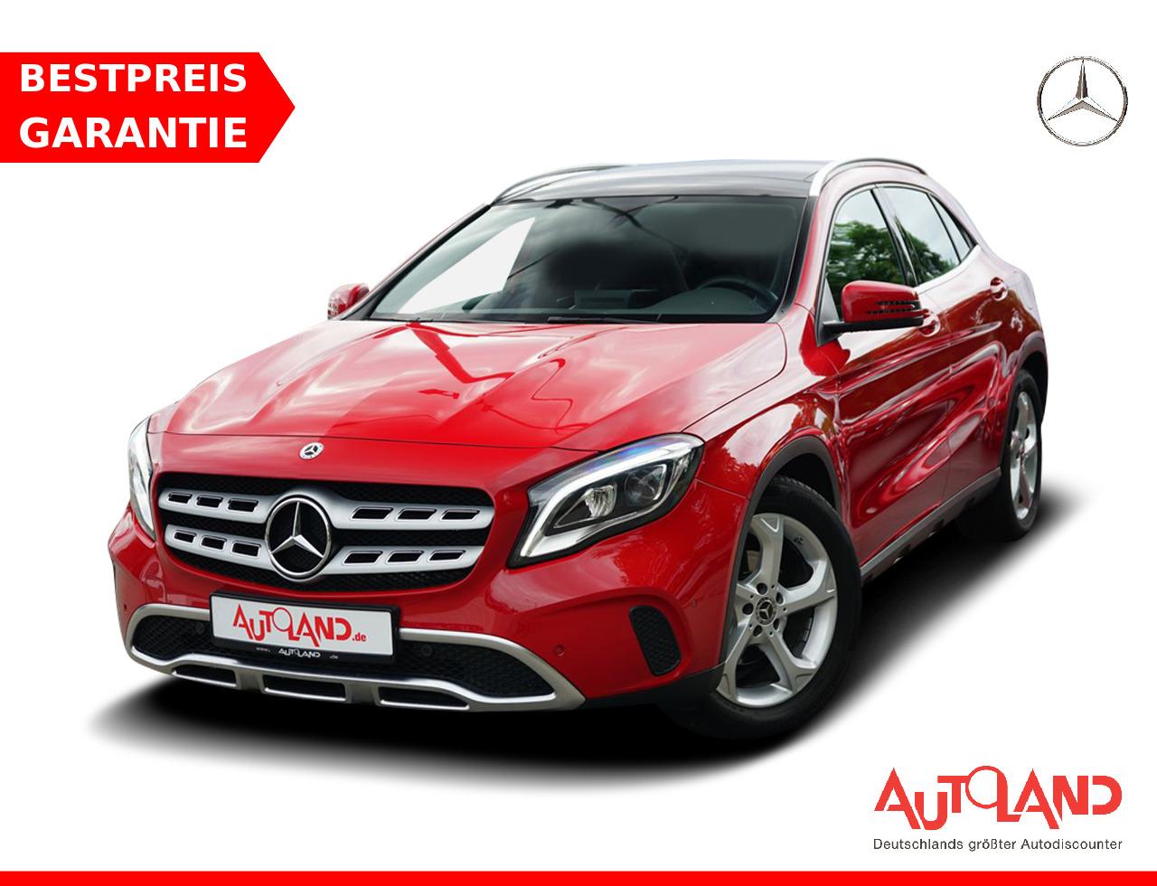 Mercedes-Benz GLA 180, Jahr 2017, Benzin