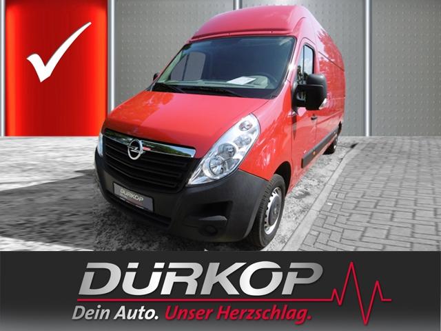 Opel Movano B Kasten L3H3 3,5t 2.3 CDTi, ZV, ESP,, Jahr 2015, Diesel
