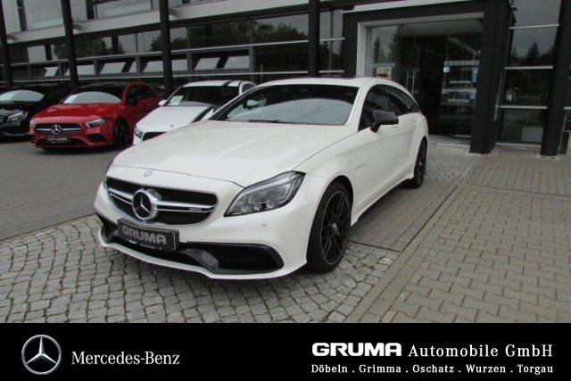 Mercedes-Benz CLS 63 S 4M SB B&O+360°+Night+Keramik+FAP+Drive, Jahr 2016, Benzin