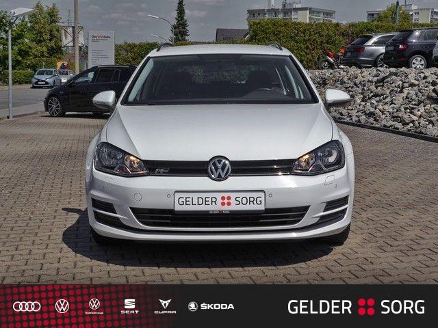 Volkswagen Golf VII Variant 1.6 TDI Comfortline *Navi*PDC*SHZ, Jahr 2014, Diesel
