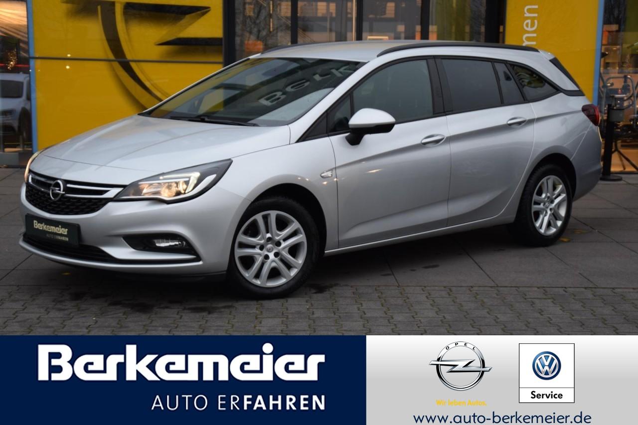 Opel Astra ST Business 1.6 *Sitzheiz/Parkpilot/Klimaautom*, Jahr 2018, Diesel