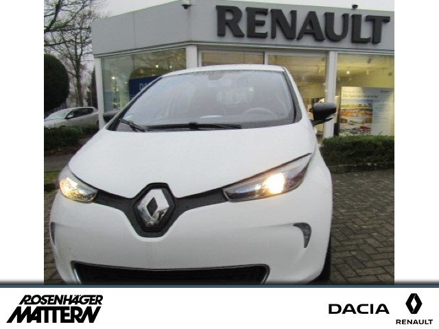 Renault Zoe Life (Mietbatterie), Jahr 2015, Elektro