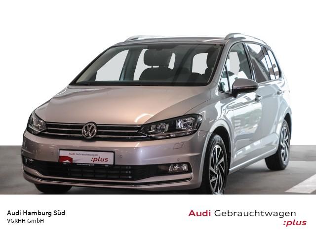 Volkswagen Touran 1.6 TDI Join NAVI/R-KAMERA/SITZHZG, Jahr 2018, Diesel
