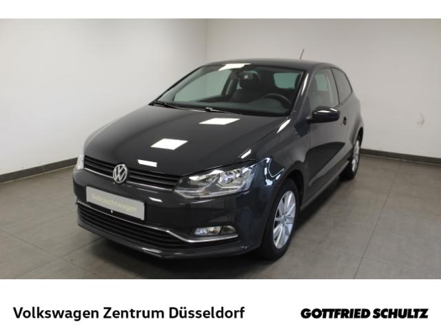 Volkswagen Polo Comfortline 1.2 TSI *SHZ*Alu*PDC*, Jahr 2017, Benzin