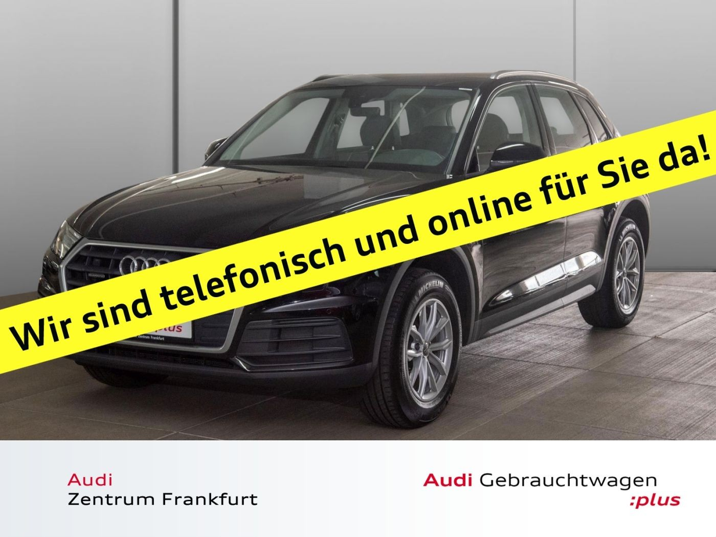 Audi Q5 2.0 TDI quattro S tronic Navi Xenon Sitzheizung PDC, Jahr 2017, Diesel