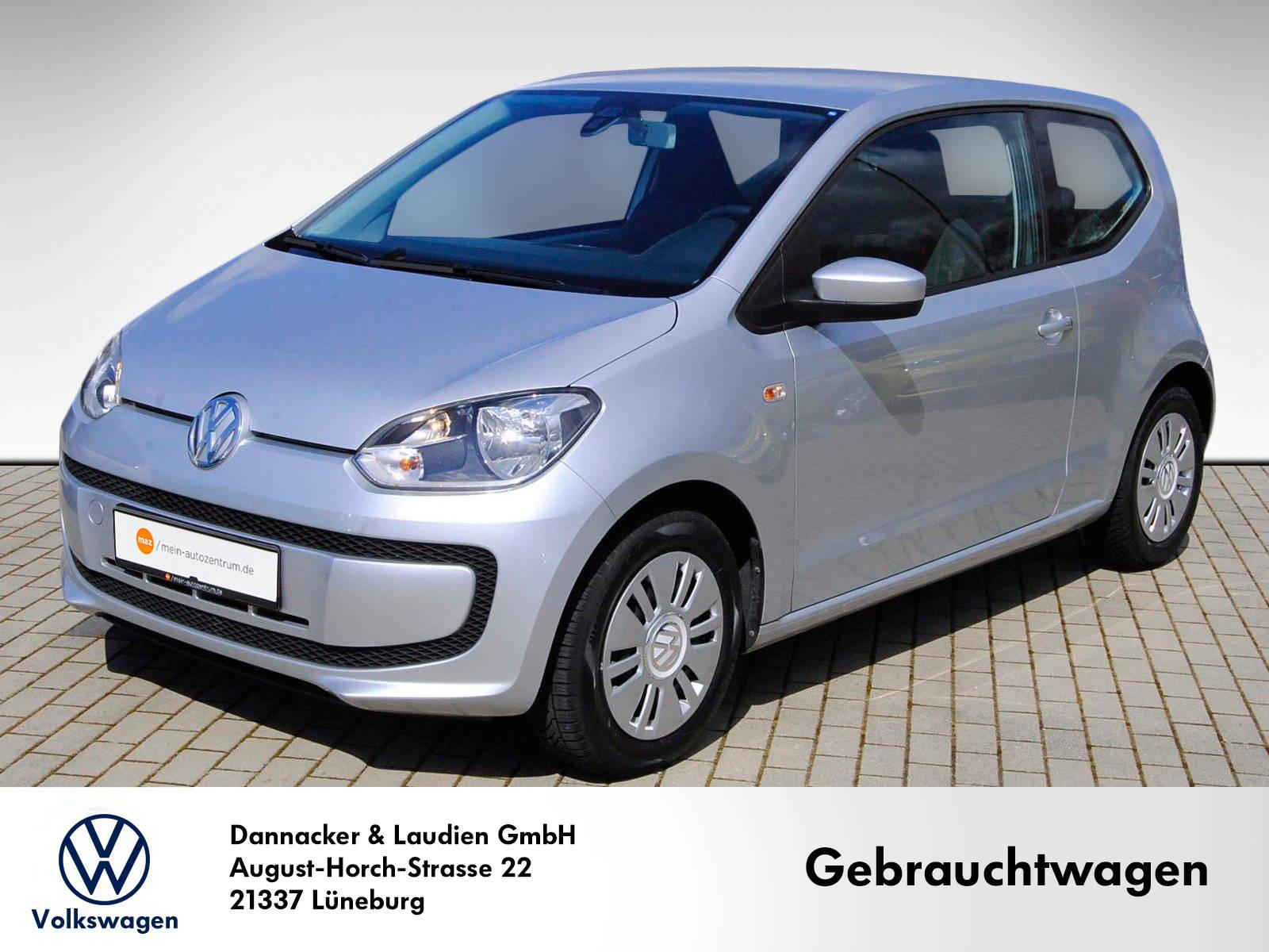 Volkswagen up! move up! 1.0 BMT cool & sound Klima MFATempomat ParkPilot, Jahr 2016, Benzin