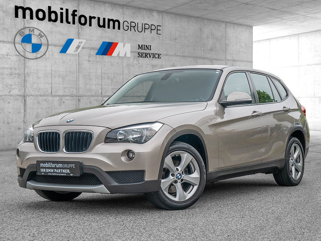 BMW X1 sDrive20d EfficientDynamics, Jahr 2013, Diesel