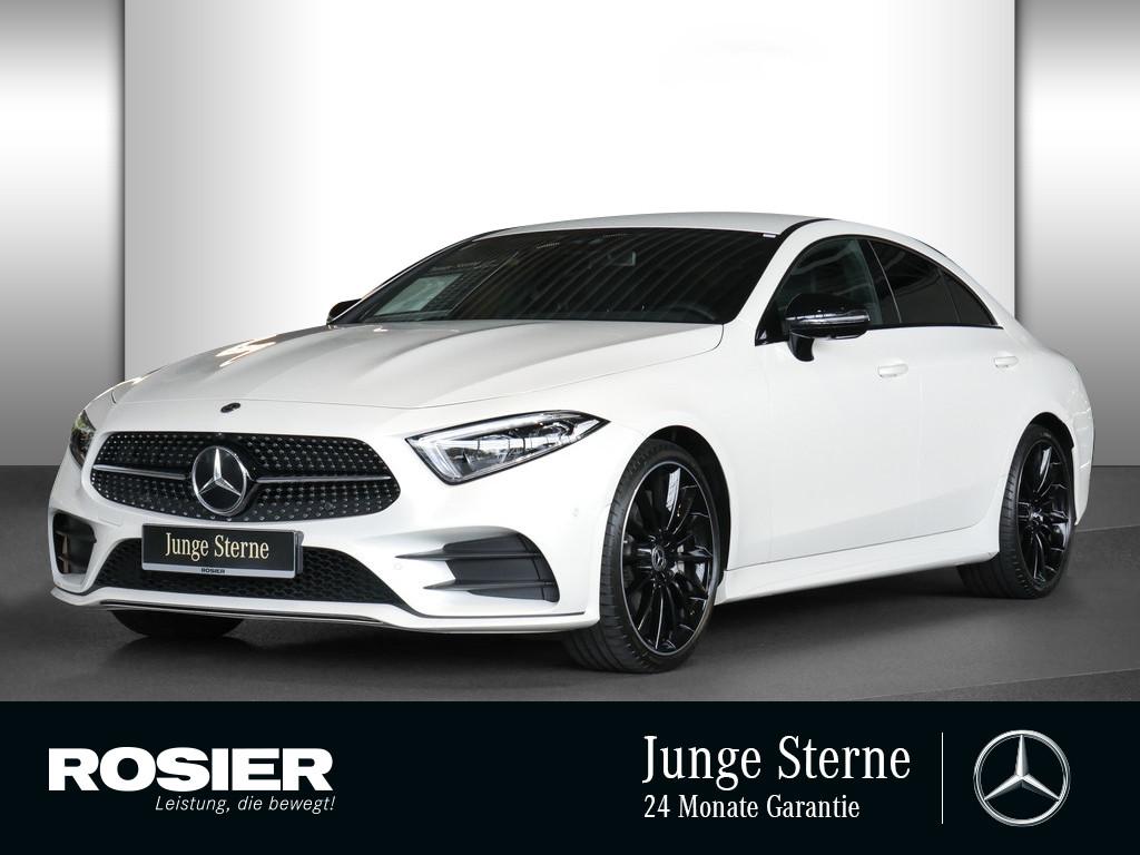 Mercedes-Benz CLS 300 d Coupé AMG Line, Jahr 2020, Diesel