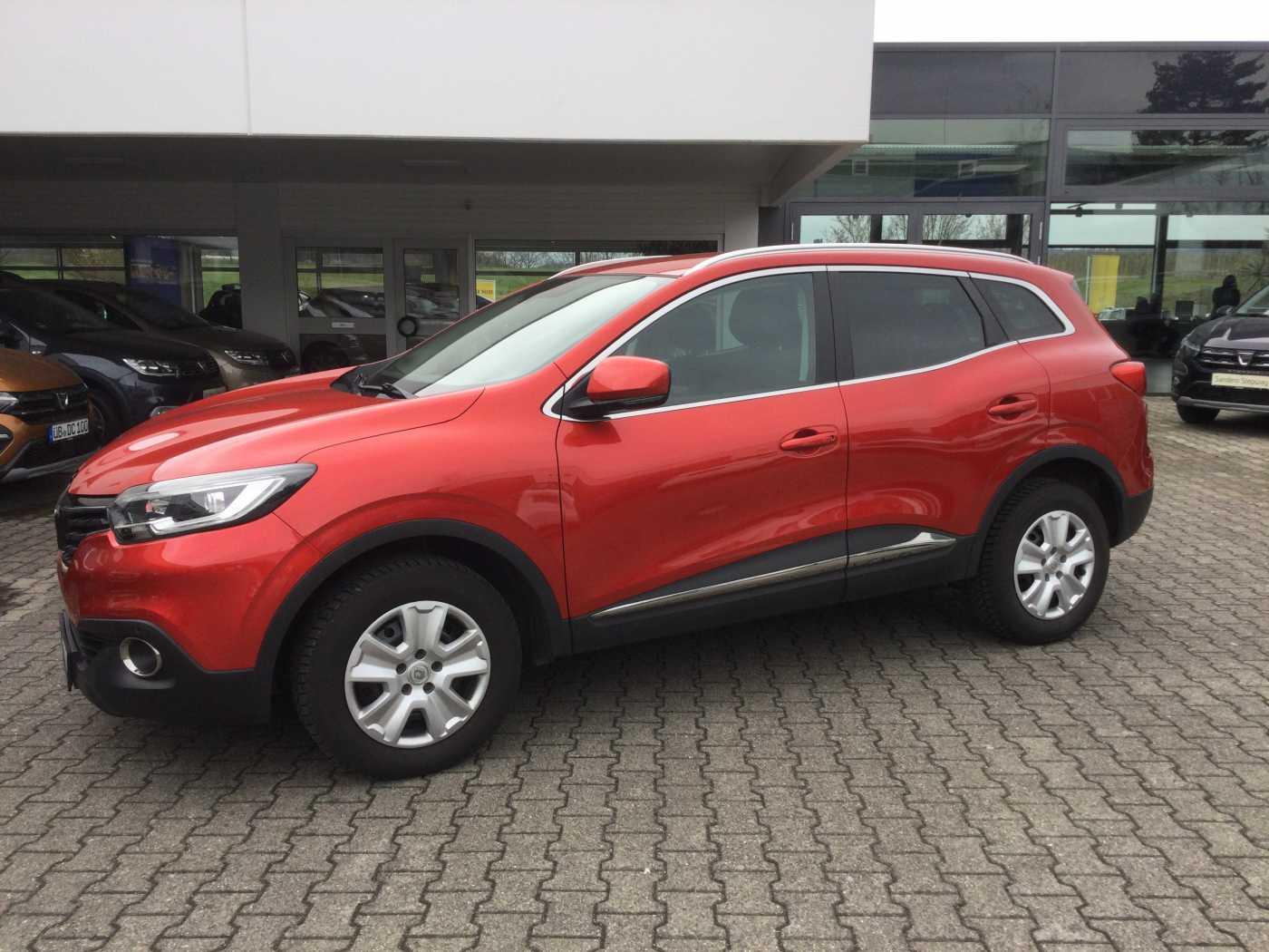 Renault Kadjar Experience TCe 130, Jahr 2015, Benzin