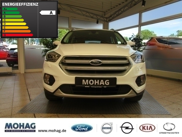 Ford Kuga Cool&Connect 1.5l TDCi *AHK-Allwetter* -Euro 6-, Jahr 2017, Diesel