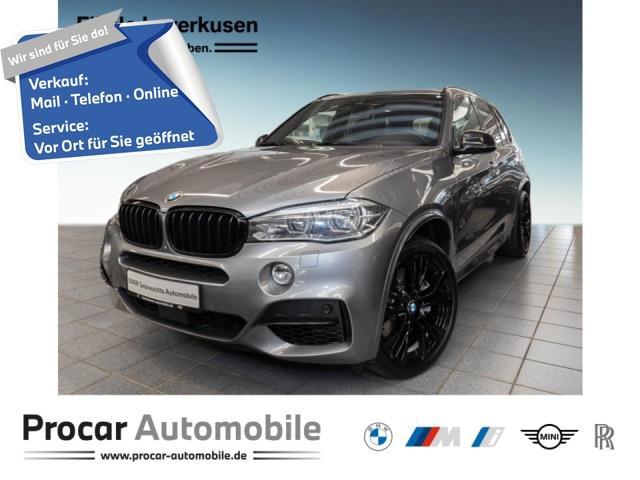 BMW X5 M50d Navi HeadUp Harman Pano Kamera Standheiz, Jahr 2018, Diesel