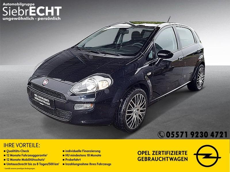 Fiat Punto 1.2 8V Pop *17Zoll*Klima*, Jahr 2014, Benzin