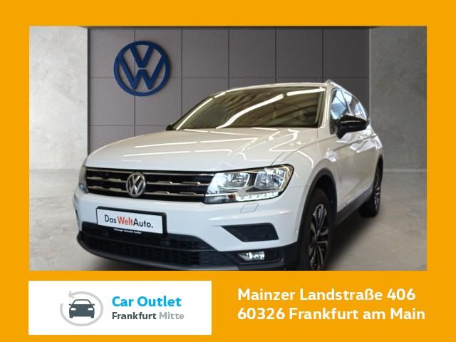 Volkswagen Tiguan Allspace 2.0 TDI Comfortline Klima AHK Tiguan 2.0LWBCLBMTFR 110TDIM6F, Jahr 2019, Diesel