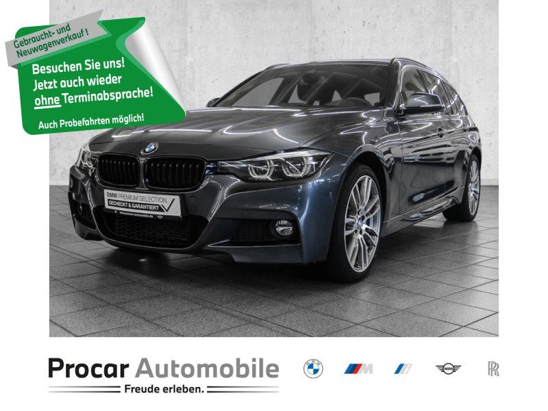 BMW 335d xDrive Touring+M-Sport+LED+AHK+Navi Prof.+SpeedLimit, Jahr 2019, Diesel
