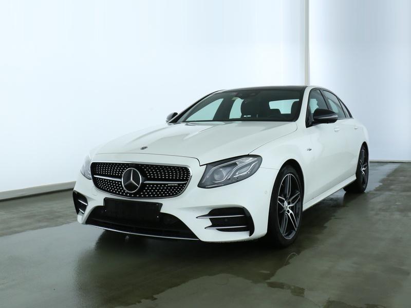 Mercedes-Benz E 53 AMG 4M+ /Air/9G/Multibeam/Pano-SD/360°K/, Jahr 2019, petrol