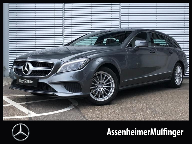 Mercedes-Benz CLS 250 d 4matic Shooting Brake **COMAND/360°, Jahr 2016, Diesel