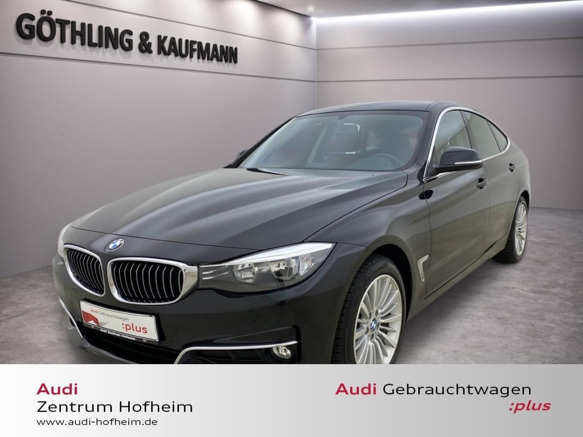 BMW 318 Gran Turismo Luxury Line 105 kW*LED*Navi*PD, Jahr 2014, Diesel