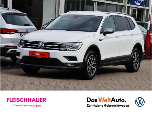 Volkswagen Tiguan Allspace Comfortline 1.5 TSI ACT 7-SITZER NAVI KLIMA, Jahr 2020, Benzin