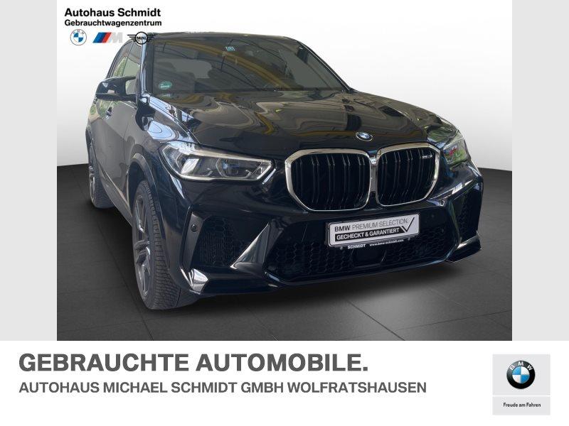 BMW X5 M Massage*AHK*Sitzbelüftung*Laserlicht* LED, Jahr 2020, Benzin