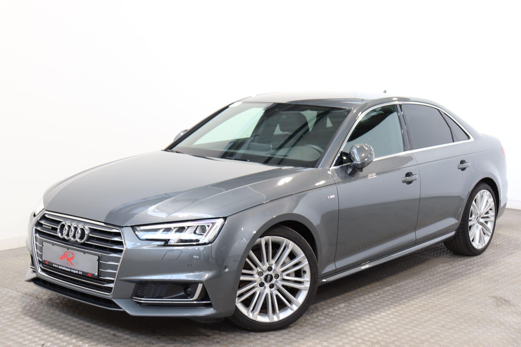 Audi A4 3.0 TDI qu 3x S LINE VIRTUAL,BANG+O,HUD,ACC, Jahr 2016, Diesel