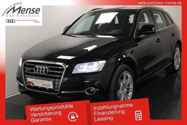 Audi SQ5 3.0 TDI quattro tiprtonic NaviPlus AHK Sound, Jahr 2013, diesel