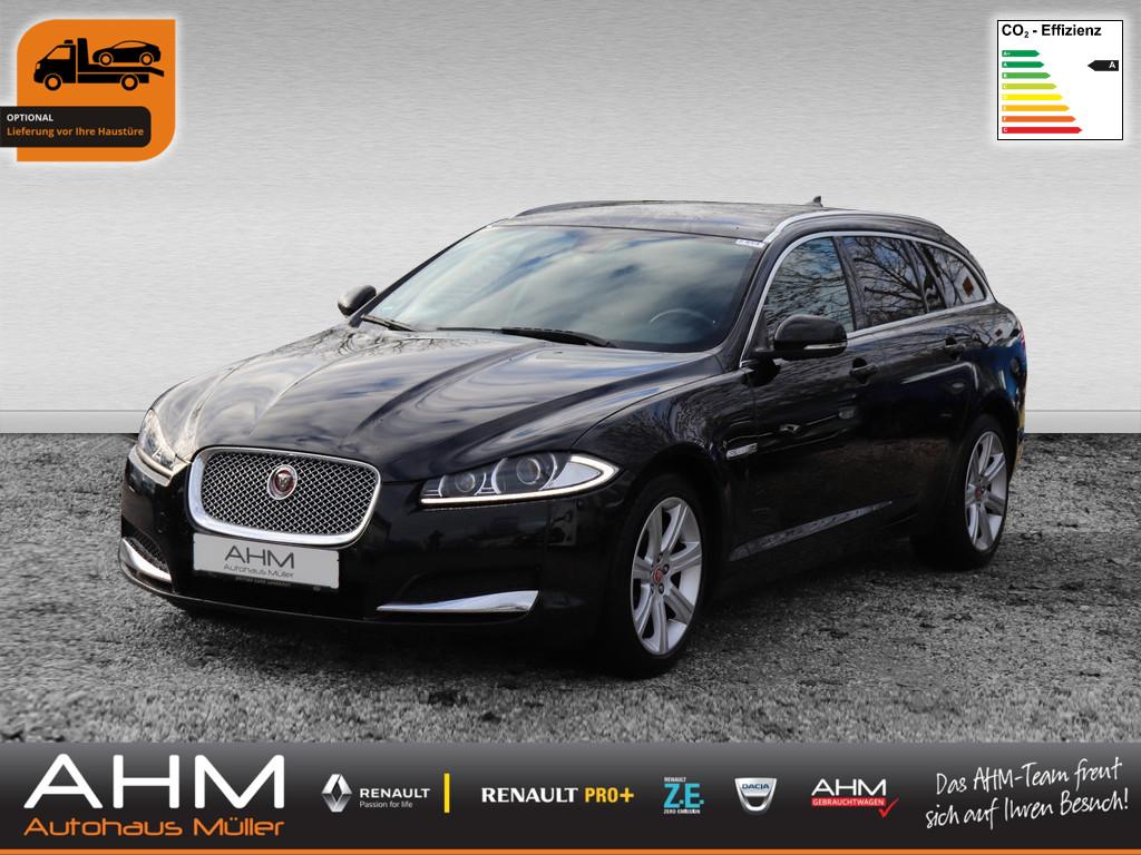 Jaguar XF, Jahr 2015, diesel