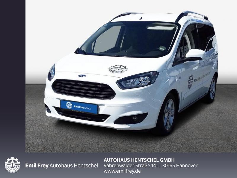Ford Tourneo Courier, Jahr 2018, Benzin