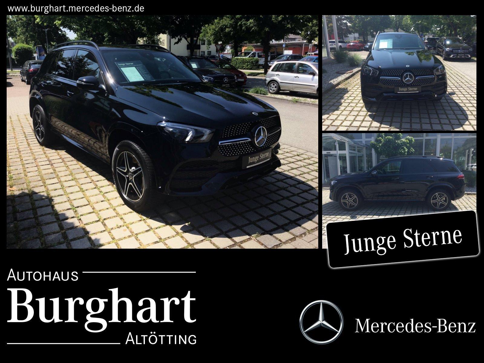 Mercedes-Benz GLE 450 4M AMG Line Night/Parkpaket/Airmatic/AHK, Jahr 2020, Benzin