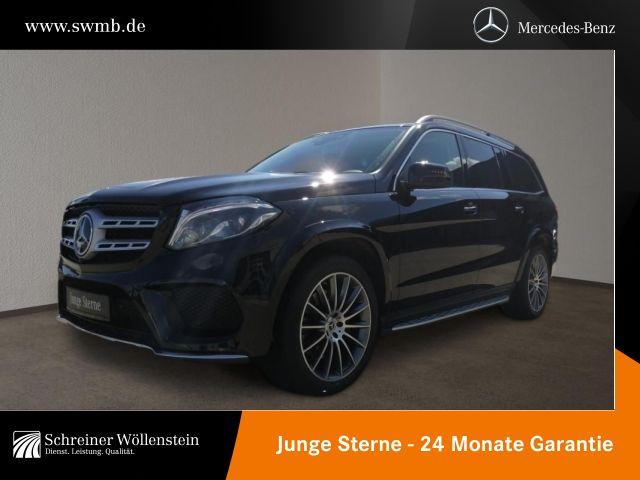 Mercedes-Benz GLS 350 d 4M *AMG*Airmatic*Standh.*360°*AHK*Pano, Jahr 2019, Diesel