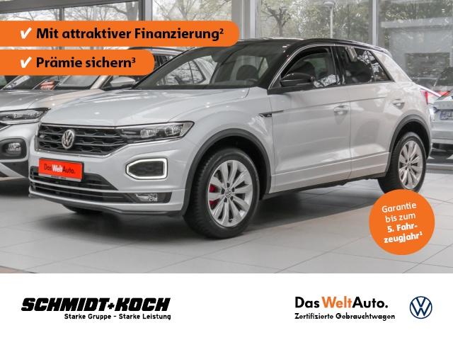 Volkswagen T-Roc 1.5 TSI ACT OPF Sport R-LINE, DSG, LED, Navi, Jahr 2019, Benzin