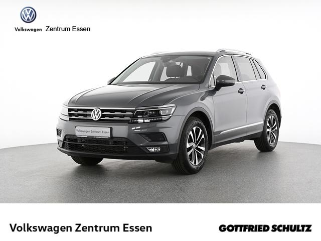 Volkswagen Tiguan United 2 0 TDI LED AHK Navi ACC, Jahr 2020, Diesel