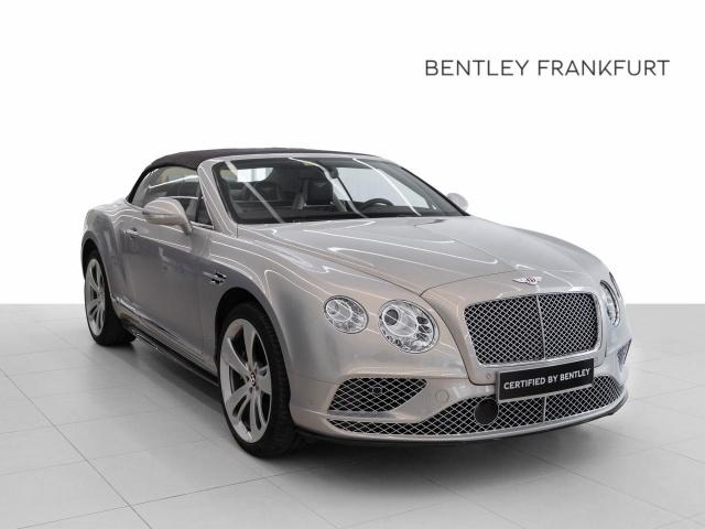 Bentley Continental GTC V8S ELEGANT / MULLINER / SPORTABG., Jahr 2018, Benzin