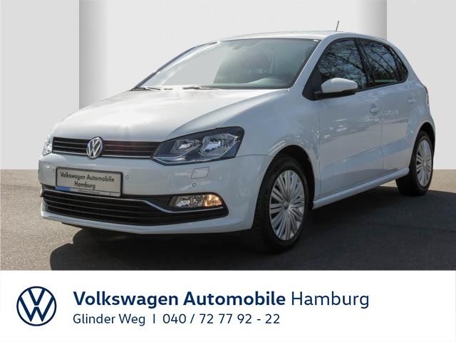Volkswagen Polo 1.0 Sound/Einparkhilfe, Jahr 2017, Benzin