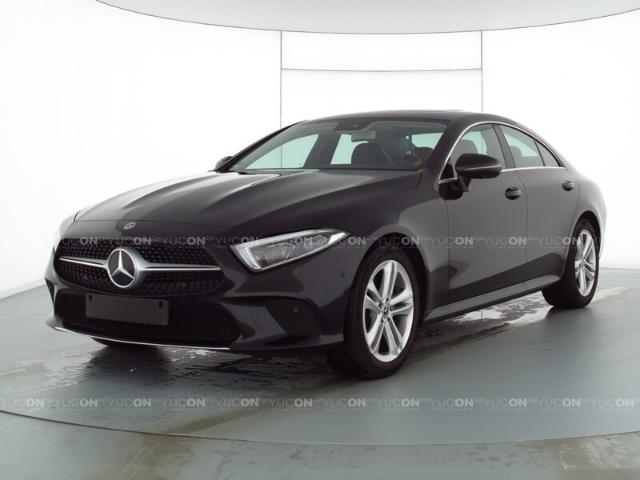 Mercedes-Benz CLS 220 d+Navi+Multibeam+360+SHD+DAB+EDW+EU6d-T, Jahr 2019, Diesel