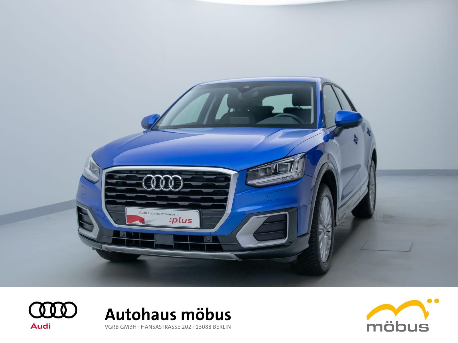 Audi Q2 design 1.0 TFSI *6-GA*LED*SHZ*ALLWETTER*L&R*, Jahr 2018, Benzin