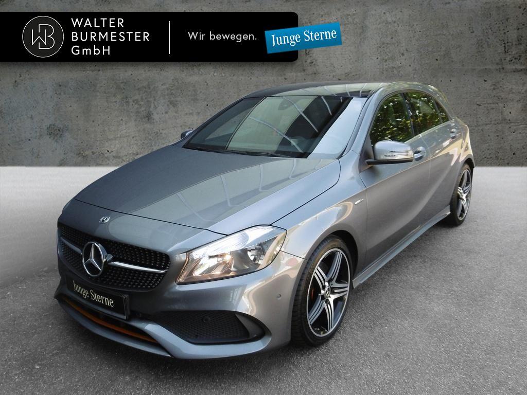 Mercedes-Benz A 250 Sport 4M AMG+Pano.-Dach+Navi+PDC, Jahr 2017, Benzin