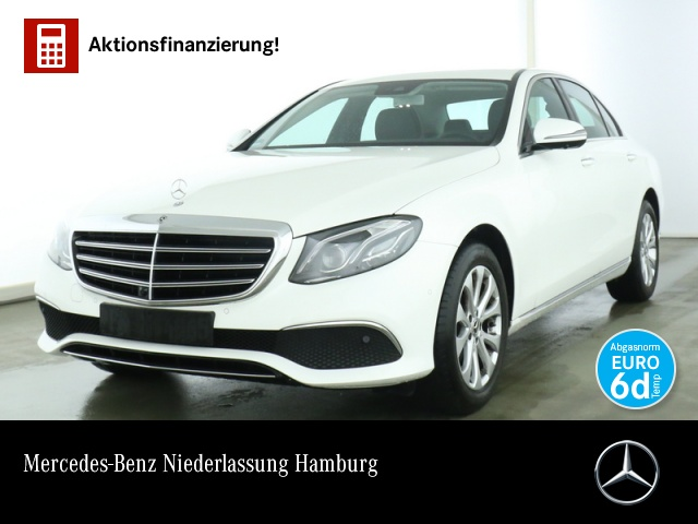 Mercedes-Benz E 200 Avantgarde Exclusive WideScreen 360° COMAND, Jahr 2019, Benzin