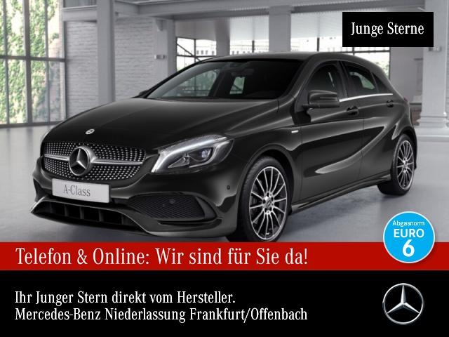 Mercedes-Benz A 200 AMG LED Navi PTS 7G-DCT Sitzh Sitzkomfort, Jahr 2018, Benzin