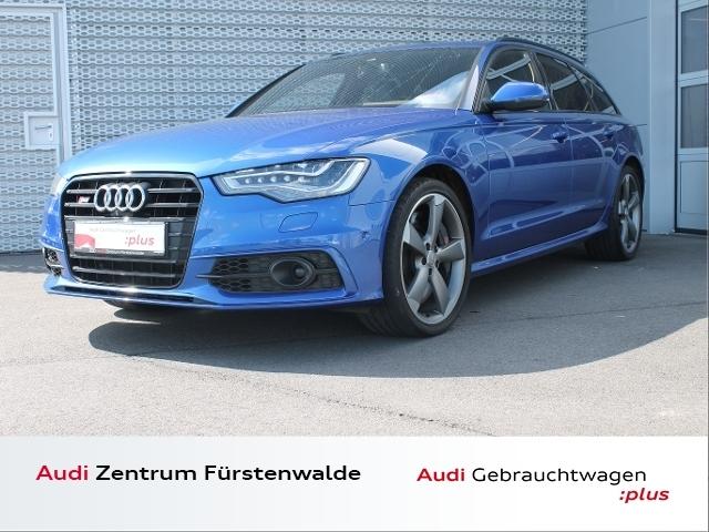 Audi S6 Avant 4.0TFSI q. AZV B&O HEAD LED PANOD.StHZ, Jahr 2014, Benzin