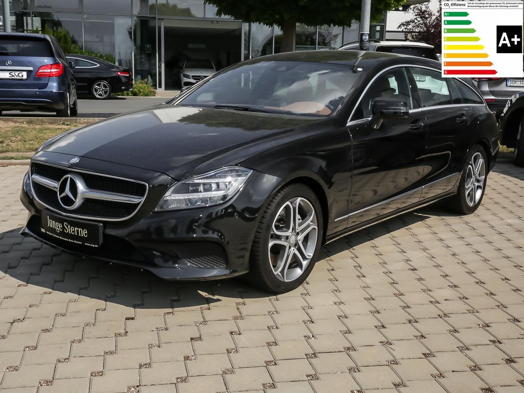 Mercedes-Benz CLS 350 Shooting Brake BT Shooting Brake Comand/, Jahr 2015, Diesel