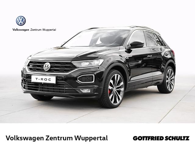 Volkswagen T-Roc 1,5 TSI DSG NAVI LED PANO AHK SHZ PDC R-LINE, Jahr 2020, Benzin