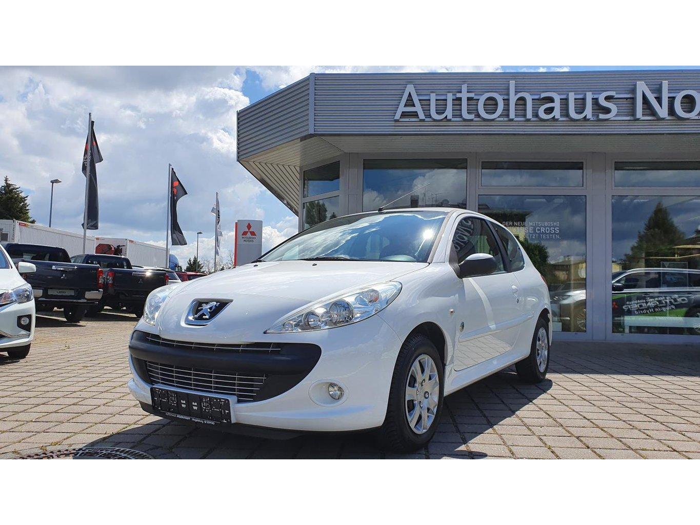 Peugeot 206+ 1.1 Klima/Ganzjahresreifen, Jahr 2012, Benzin