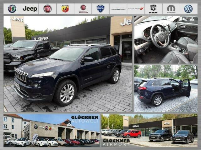 Jeep Cherokee Limited 2.0l MultiJet, Jahr 2014, Diesel
