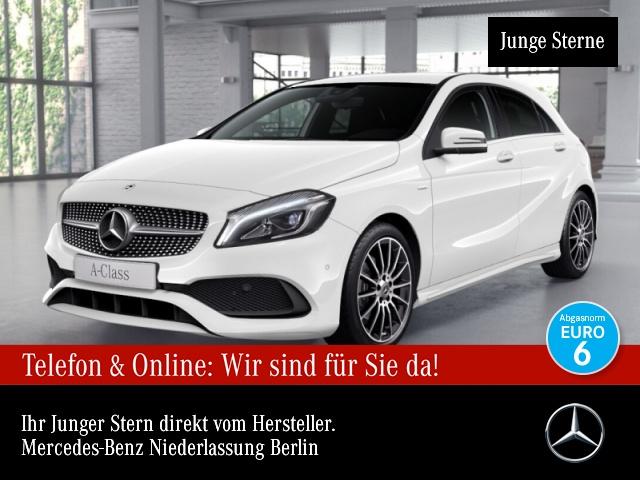 Mercedes-Benz A 200 d AMG LED Klimaautom PTS Sitzh Sitzkomfort, Jahr 2017, Diesel