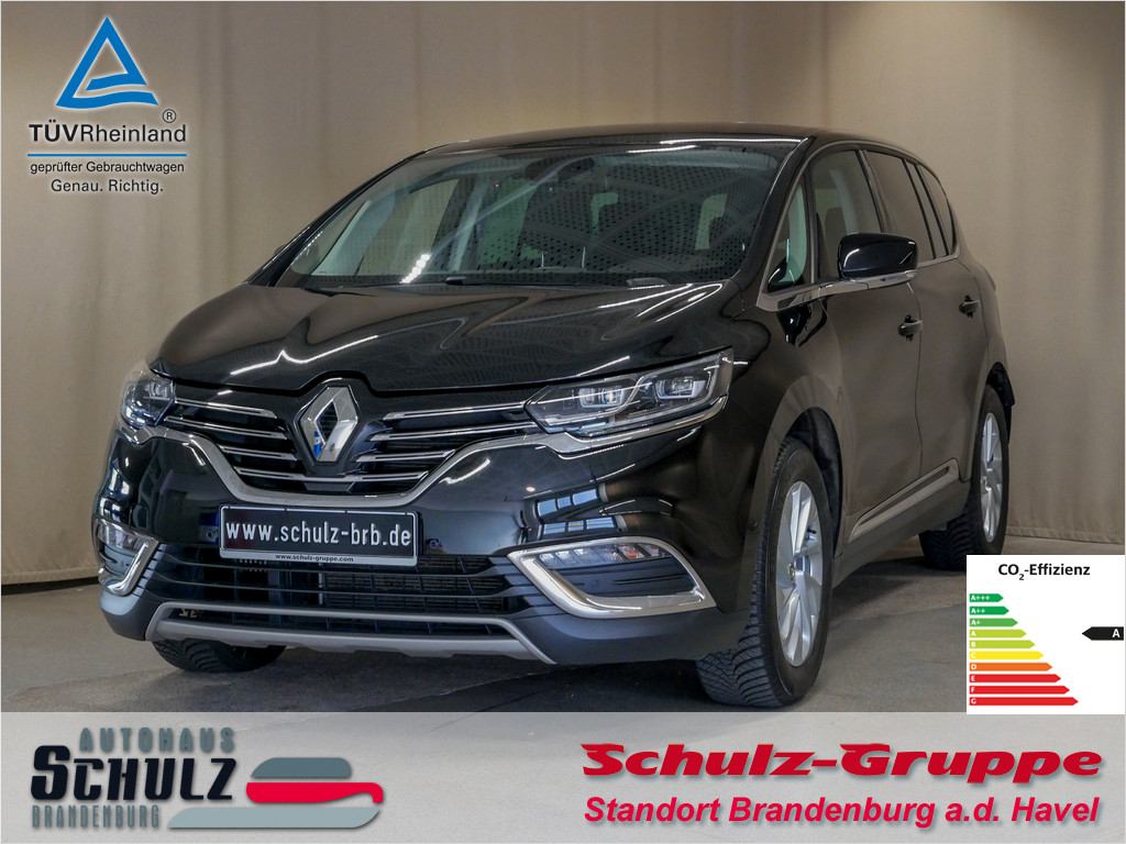 Renault Espace V 1.6 Intens, Jahr 2016, Diesel