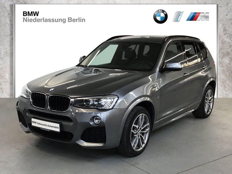 BMW X3 xDrive20d EU6 Aut. M Sport Xen. NaviProf. GSD, Jahr 2017, Diesel