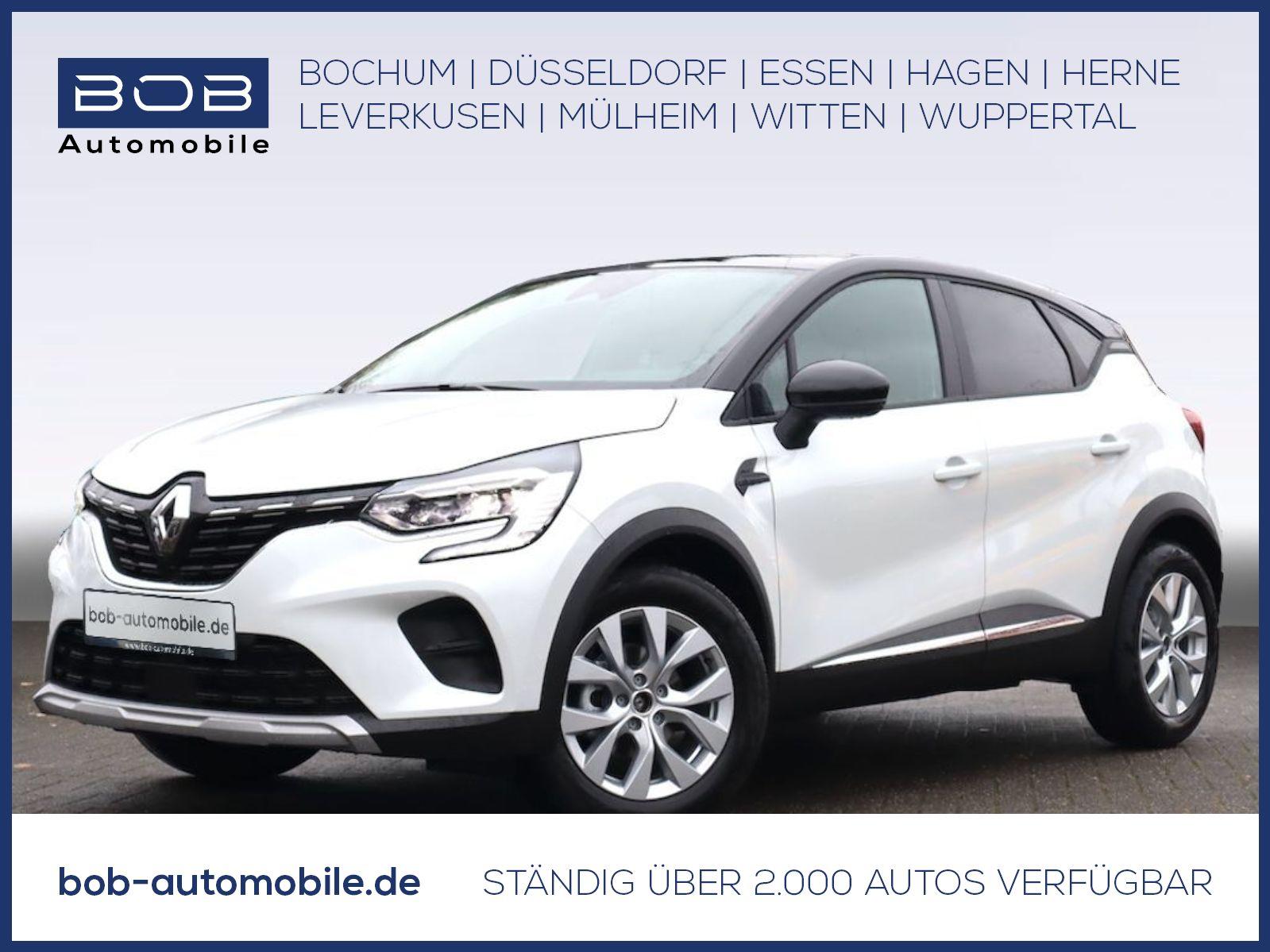 Renault Captur EXPERIENCE Deluxe TCe 130 GPF NAV PDC SHZ, Jahr 2021, Benzin