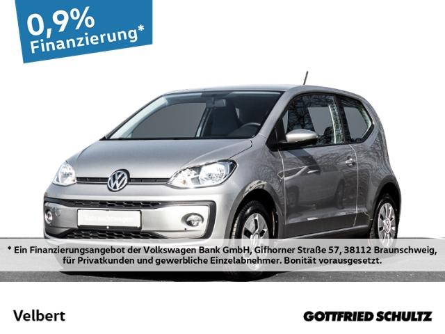Volkswagen up! MOVE KLIMA SHZ RADIO ZV, Jahr 2017, Benzin