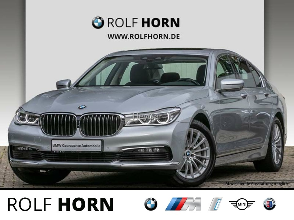 BMW 740d xDrive -Service Inkl. 3 Jahre / 40.000 km, Jahr 2017, Diesel
