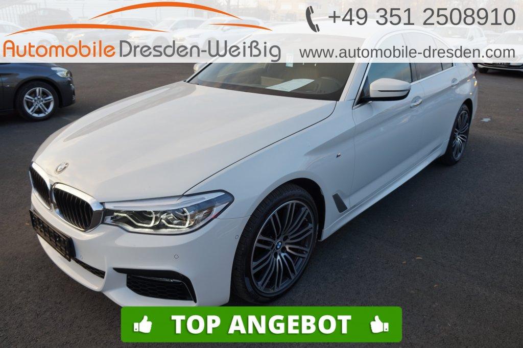 BMW 530 i xDrive M Sport*Navi Prof*HeadUp*Leder*DAB, Jahr 2017, Benzin